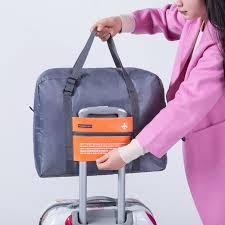 waterproof foldable travel bag