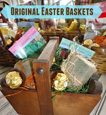 creative ideas for easter baskets