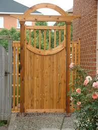 Google Image Result For Http Www Gardenstructure Com Userfiles Image Site2009d By Clients G001 By Clien Garden Gate Design Wood Fence Gates Fence Gate Design