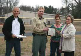 Tree preservationists honored during Arbor Day celebration - Dawson County  News