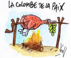 LA COLOMBE DE LA PAIX - L'1dex
