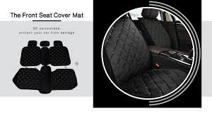 winter plush fabric car seat cover soft