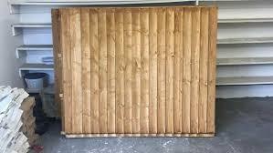 Feather Edge Fence Panels Heavy Duty Garden Fence In Wolverhampton West Midlands Gumtree