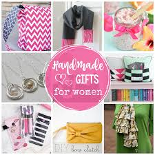 25 great handmade gifts for women