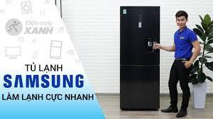 Tủ lạnh Samsung Inverter 458 lít RL4364SBABSSV: không gian làm ...