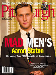 Pittsburgh's 'Mad Men' Connection: Aaron Staton | Pittsburgh Magazine