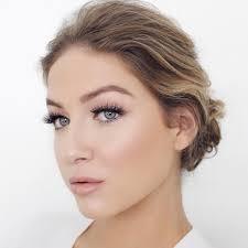natural bridal eye makeup tutorial
