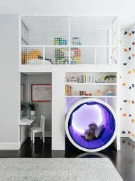 Playroom With Climbing Wall And Play Loft 2017 Faces Of Design Hgtv