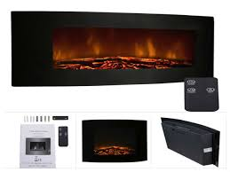 electric fireplace insert home heating