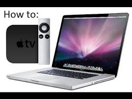 set up air play from mac to apple tv