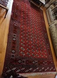 turkmen bukhara tekke oriental rug