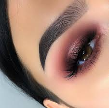 eye makeup for brown eyes prom