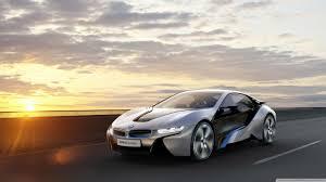 bmw i8 car concept ultra hd desktop