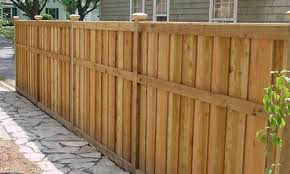 Wooden Privacy Fences Twin Cities Mn