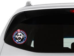 Horror Full Color Car Decals Captain Spalding Etsy