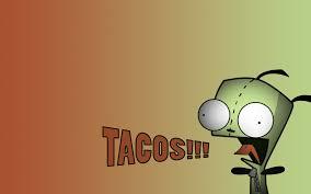 gir likes tacos fond d écran and