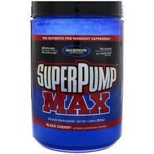 pre workout supplement gaspari