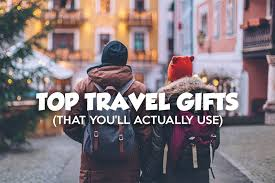 30 best gifts for travelers that they