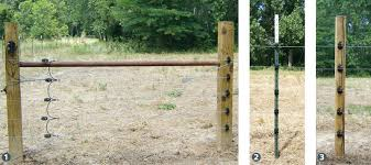Electric Fence Posts For Your Farm Or Ranch Patriot Fencing Patriot Electric Fence Chargers Fencing And Farm Supplies From Valley Farm Supply