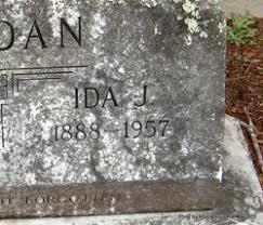 Ida J. Presley Jordan (1888-1957) - Find A Grave Memorial