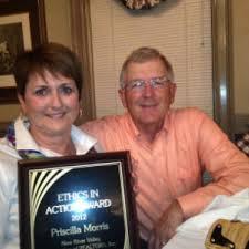Blacksburg Realtor receives Ethics in Action award   Lifestyles    roanoke.com