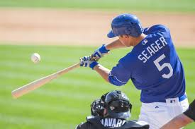 Dodgers' Corey Seager on knee injury ...