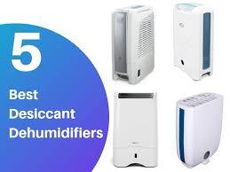 5 best desiccant dehumidifiers reviews