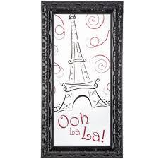 Ooh La La Paris Framed Wall Decor Hobby Lobby 798157