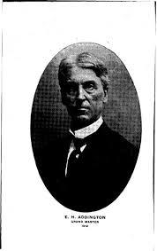 E. H. ADDINGTON