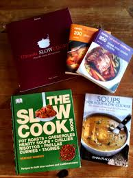 my top 5 slow cooker recipe books for