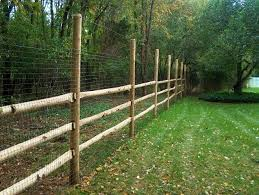 Fence Factory Of Stamford Ct Deer Fence Fence Landscaping Farm Fence