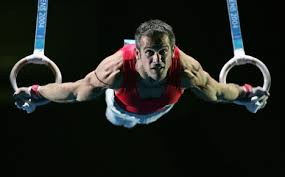 gymnastic rings new