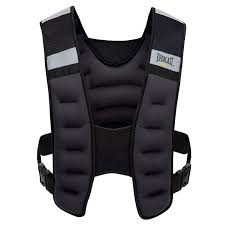 weighted vest body weights