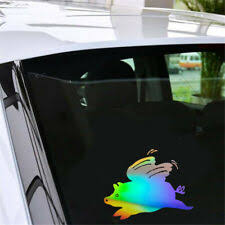 Flying Pig Pigs Will Fly Sticker Decal Vinyl Car Window Bumper Laptop Decor For Sale Online Ebay