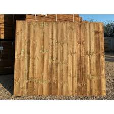 6ft X 3ft 6 Inch Heavy Duty Closeboard Fence Panel Clacton Fencing Supplies