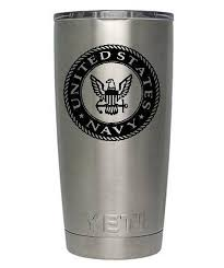 Us Armed Forces Yeti Cup Decal Helmet Decal Car Decal Window Decal Laptop Decal Usmc Decal Navy Deca Decals For Yeti Cups Usmc Decal Cup Decal