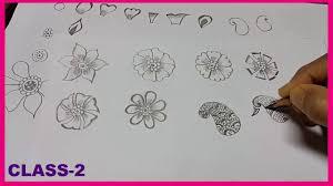 mehndi design class 2