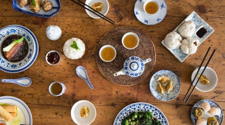 Passpod, China, Teh, Tradisi minum teh china