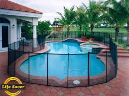 Pin By Life Saver Pool Fence Systems On Child Safe Pool Fences Mesh Pool Fence Fence Around Pool Pool Safety Fence