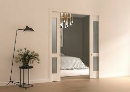 singe or double sliding pocket door