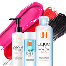cleansers unt cosmetics