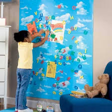 10 Cool Ideas To Use Magnet Boards In A Kids Room Kidsomania