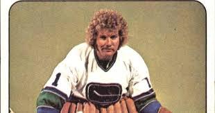 Vancouver Canucks Legends: Gary Smith