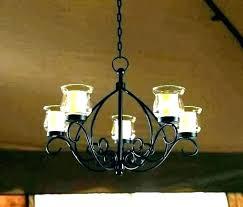 faux candle chandelier segorokidul