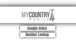 Google Voice Number Lookup - My Country ...