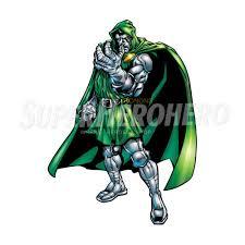 Custom Doctor Doom Iron On Transfers Wall Car Stickers No 7483 Superheroironons 0798 2 Superheroironons Com