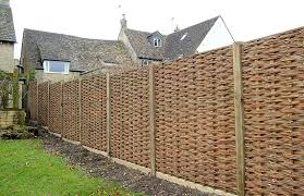 Winterbourne Willows Willow Hurdle Fencing Willow Gates
