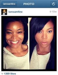 dramatic makeup transformation insram