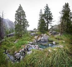 Lower Spring - Iva Bell Hot Springs - Sierra | The Lower Spr… | Flickr