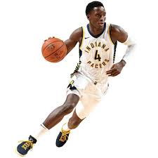 Victor Oladipo Indiana Pacers Fathead Life Size Removable Wall Decal
